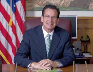 "Governor Malloy Visits HCC To Talk About ""Go Back To Get Ahead"" Initiative"