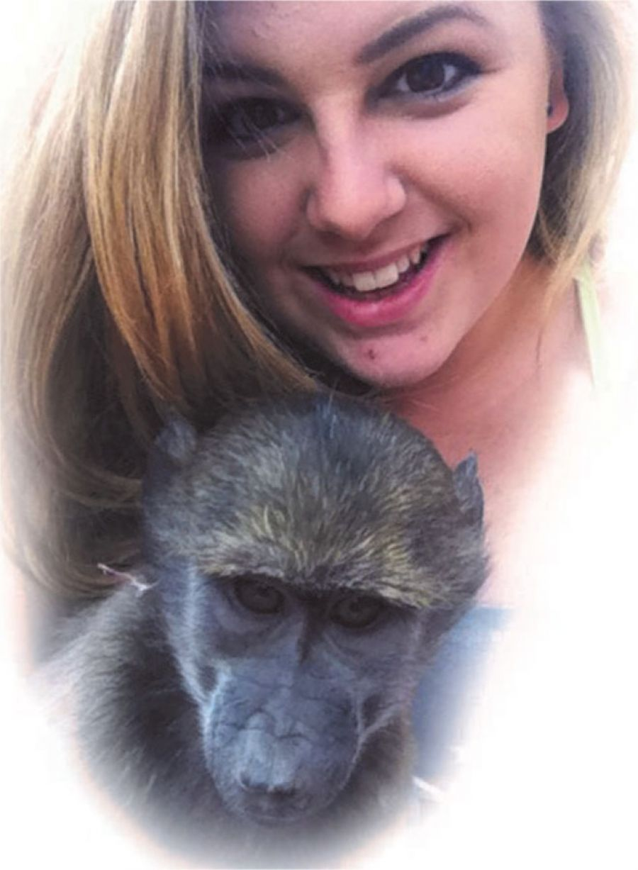 HCC Student Eyes Career as Animal Advocate