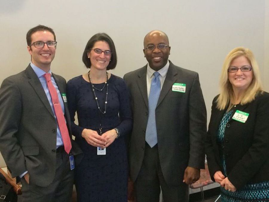 CT Legislators Meet With HCC Administrators