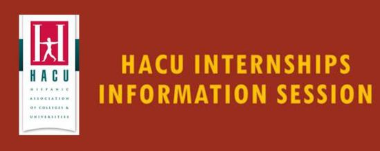 HACU Internships Information Session