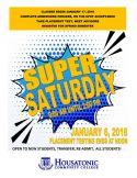 "HCC to hold ""Super Saturday Registration Blitz"" on January 6"