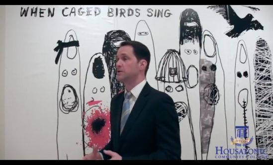 When Caged Birds Sing - Tour and Remarks by Rep. Jim Himes