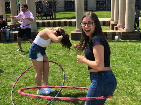 Student Appreciation Day helps kick off summer