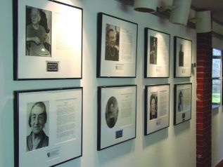 New Exhibit in Beacon Hall: Connecticut Women's Hall of Fame!