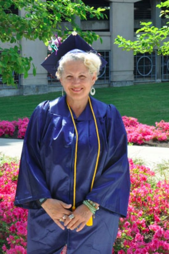 Housatonic CC Advisor Adds Associate's To Complete Her Lineup Of Degrees