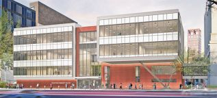 Construction Underway for Housatonic Community College Expansion