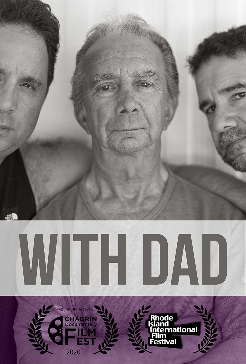 With Dad Poster