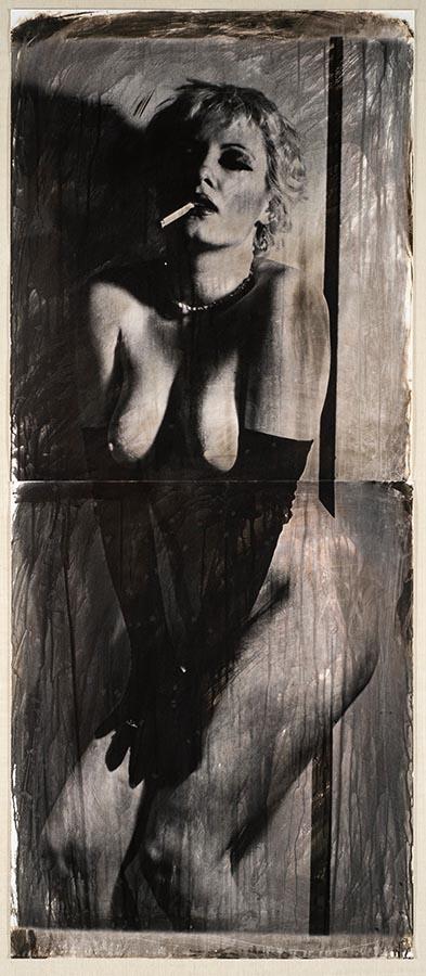 Bated Breath, 1987  by Lynne Augeri