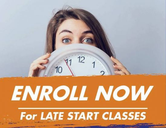 Late-start classes begin Sept. 11