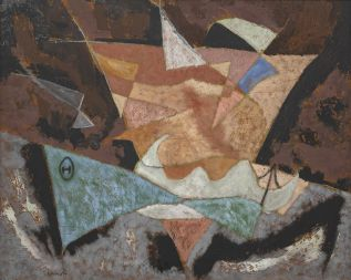 Exhibition Examines Origins of Abstract Expressionism