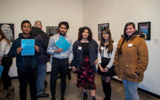 Housatonic Community College Students Win Scholarships to Hartford Art School