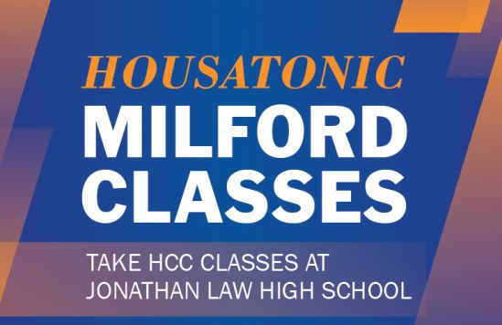 HCC offering classes at Jonathan Law in Milford
