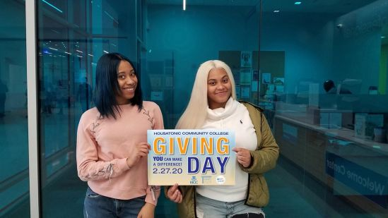 R.D. Scinto, Inc. Backs HCC Foundation On Fairfield County's Giving Day