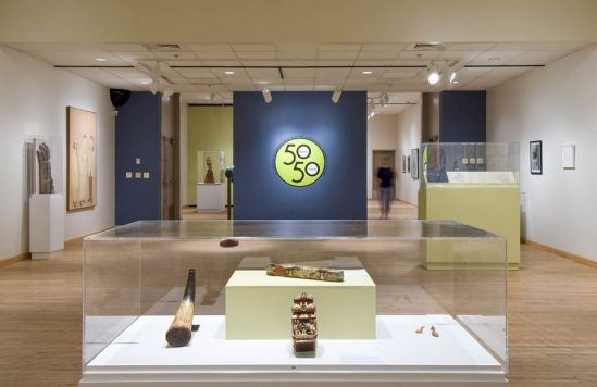 50 Objects/Fifty Years: Highlights from the Collection
