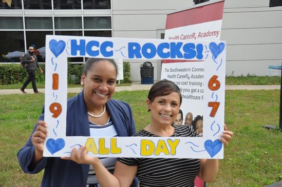 Students Celebrate Wellness At Housatonic Community College Second Annual Fresh Check Day