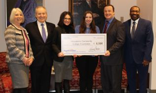 People's United Community Foundation Provides $8,500 in Funding for HCC Bridges Program