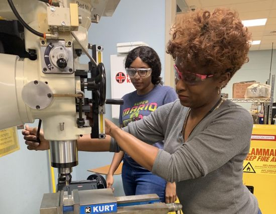 Women Offered FREE Advanced Manufacturing Training For Lucrative Careers