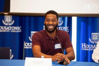 Jermaine Burke to Speak at Graduation