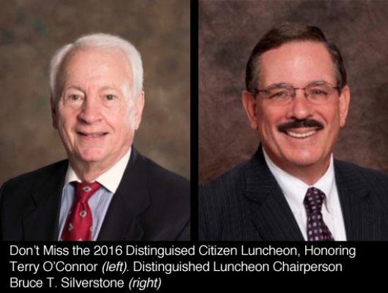 "2016 ""Distinguished Citizen"" Award Luncheon"