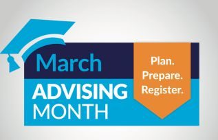 March Advising Month Aims to Prepare Students for Registration