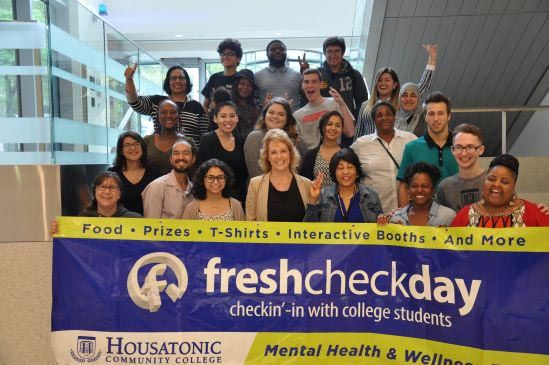 HCC Celebrates Fresh Check Day on October 9