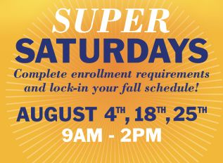 Super Saturday registration blitz at HCC