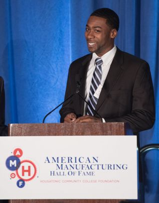 Jermaine Burke, HCC Advanced Manufacturing Graduate, Talks About His Journey