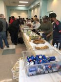 Student Senate Hosts Thanksgiving Feast